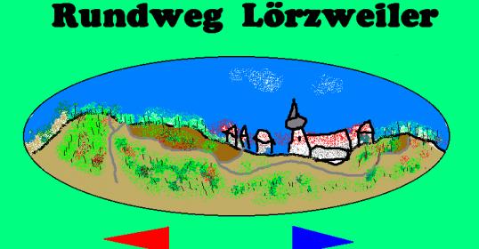 Logo Rundweg Lörzweiler