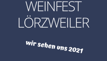 Teaser Absage Weinfest 2020