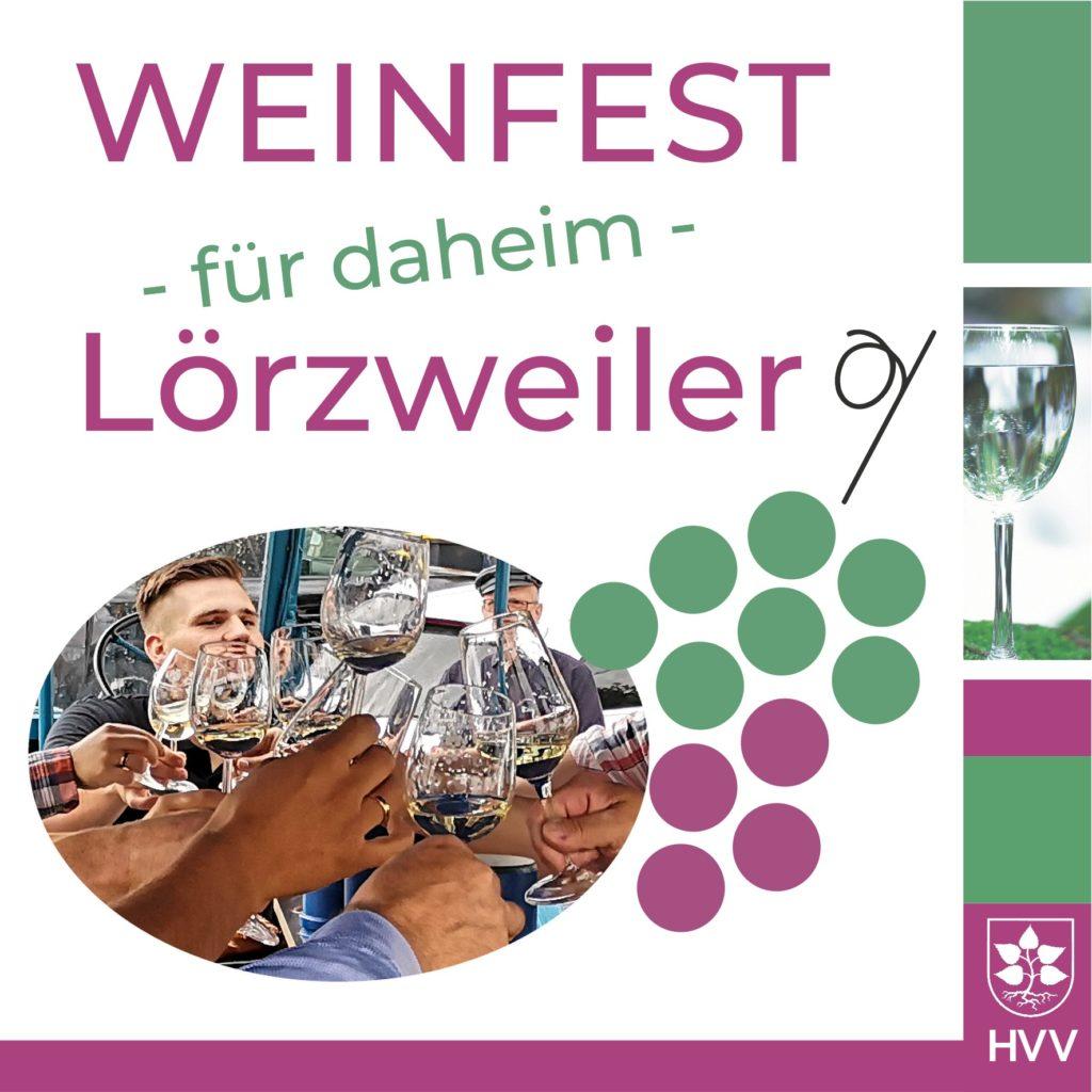 Weinfest - für daheim - Lörzweiler